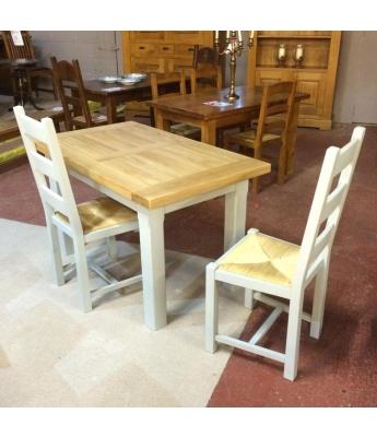 Carennac Oak Farmhouse Table