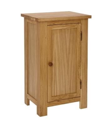 Ardennes Oak 2 Door Cupboard