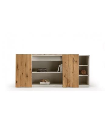 Conarte Crisalide Oak 5 Door Sideboard