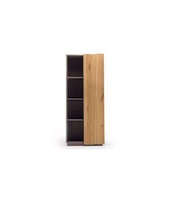 Conarte Crisalide Oak Bookcase