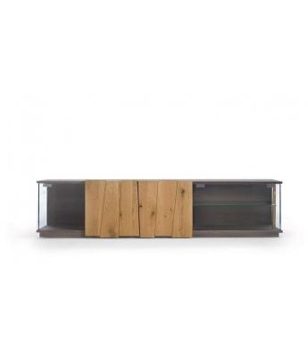 Conarte Crisalide Large Oak TV Rack