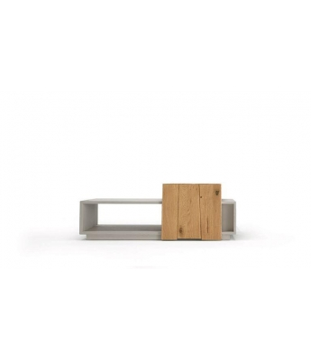Conarte Crisalide Oak Coffee Table