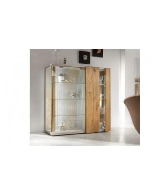 Conarte Crisalide Oak Silverware Cabinet