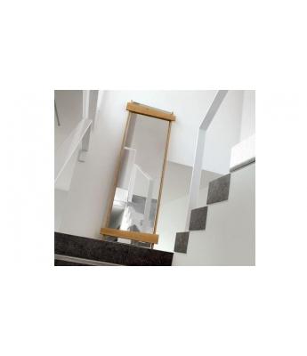 Conarte Crisalide Oak Mirror (Straight Sides)