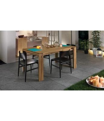 Conarte Crisalide Oak Extending Table (4 Legs)
