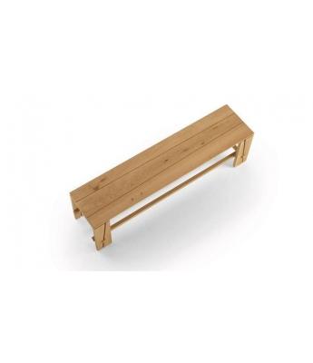 Conarte Crisalide Oak 4 Legs Bench