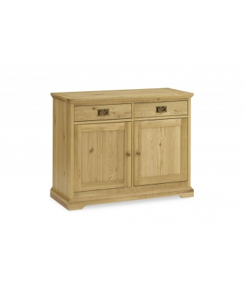 Perigord Oak Narrow Sideboard