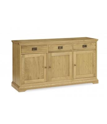 Perigord Oak Wide Sideboard