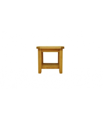 Malvern Oak Lamp Table