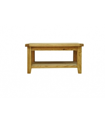 Malvern Medium Oak Coffee Table