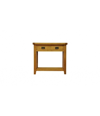 Malvern Oak Console Table