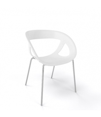 Moema Techno-Polymer Chair