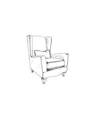 Cassandra Wing Chair