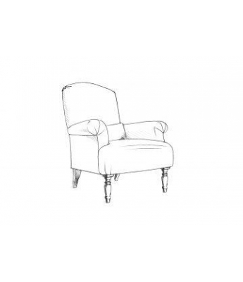 Delphine Polly Chair