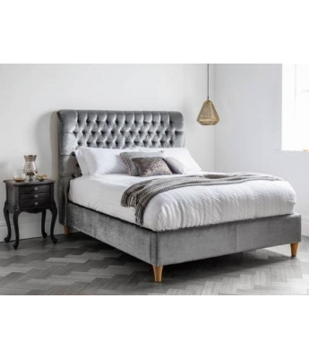 Frances Upholstered Bedstead