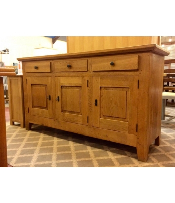 Mistral 3 Door 3 Drawer Sideboard