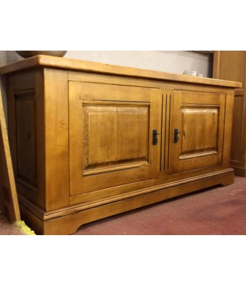 Carennac 2 Door Oak Sideboard