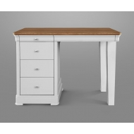 moreno painted dressing table