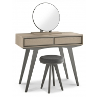 brunel scandi oak dressing table